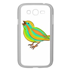 Bird Samsung Galaxy Grand DUOS I9082 Case (White)
