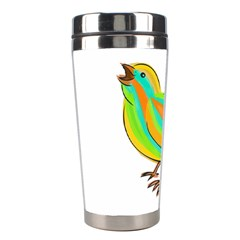 Bird Stainless Steel Travel Tumblers