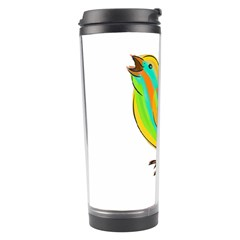 Bird Travel Tumbler