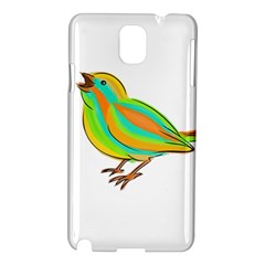Bird Samsung Galaxy Note 3 N9005 Hardshell Case