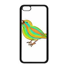 Bird Apple iPhone 5C Seamless Case (Black)