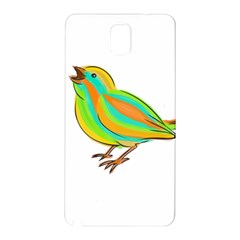 Bird Samsung Galaxy Note 3 N9005 Hardshell Back Case