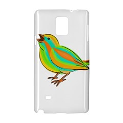Bird Samsung Galaxy Note 4 Hardshell Case