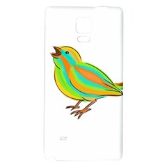 Bird Galaxy Note 4 Back Case