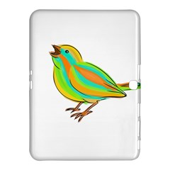 Bird Samsung Galaxy Tab 4 (10.1 ) Hardshell Case