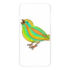 Bird Apple Seamless iPhone 6 Plus/6S Plus Case (Transparent)