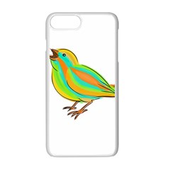 Bird Apple iPhone 7 Plus White Seamless Case