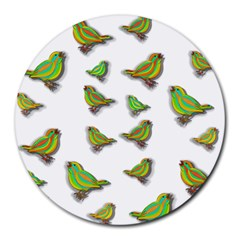 Birds Round Mousepads