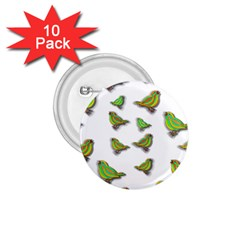 Birds 1.75  Buttons (10 pack)