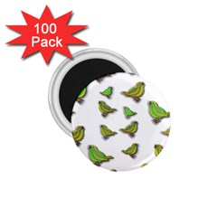 Birds 1.75  Magnets (100 pack)