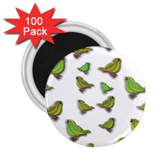 Birds 2.25  Magnets (100 pack)