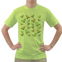 Birds Green T-Shirt