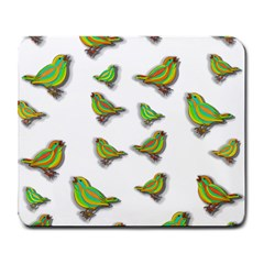 Birds Large Mousepads