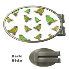 Birds Money Clips (Oval)