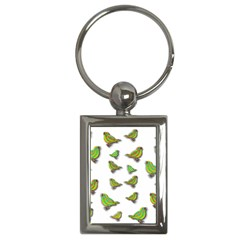 Birds Key Chains (Rectangle)
