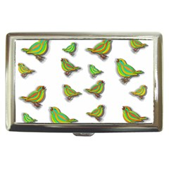 Birds Cigarette Money Cases