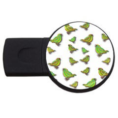 Birds USB Flash Drive Round (2 GB)