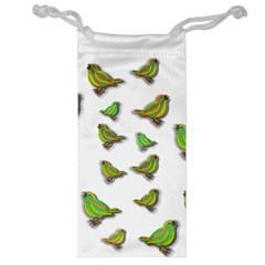 Birds Jewelry Bag