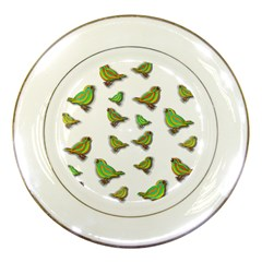 Birds Porcelain Plates