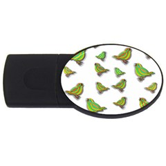 Birds USB Flash Drive Oval (4 GB)