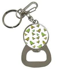 Birds Button Necklaces
