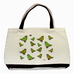 Birds Basic Tote Bag