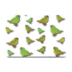 Birds Plate Mats