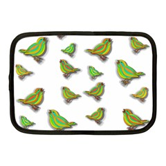 Birds Netbook Case (Medium)
