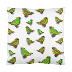 Birds Standard Cushion Case (Two Sides)