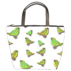 Birds Bucket Bags