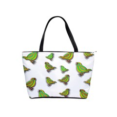 Birds Shoulder Handbags