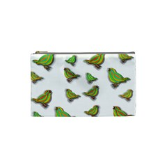 Birds Cosmetic Bag (Small)