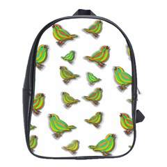 Birds School Bags(Large)