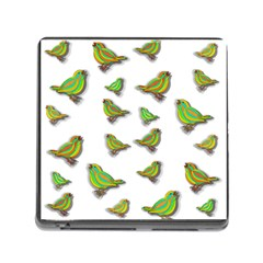 Birds Memory Card Reader (Square)