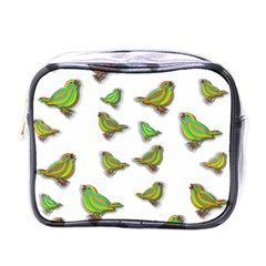 Birds Mini Toiletries Bags