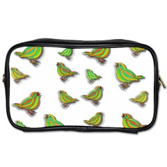 Birds Toiletries Bags