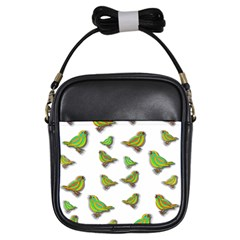 Birds Girls Sling Bags