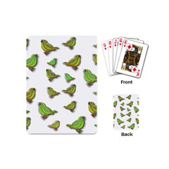Birds Playing Cards (Mini)
