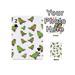 Birds Playing Cards 54 (Mini)