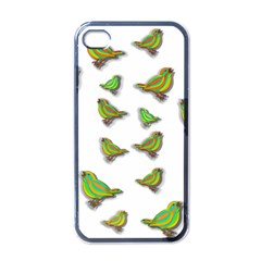 Birds Apple iPhone 4 Case (Black)