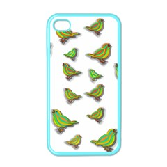 Birds Apple iPhone 4 Case (Color)