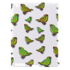 Birds Apple iPad 3/4 Hardshell Case (Compatible with Smart Cover)