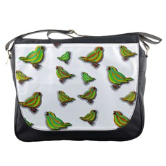 Birds Messenger Bags