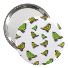 Birds 3  Handbag Mirrors