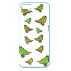 Birds Apple Seamless iPhone 5 Case (Color)