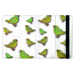 Birds Apple iPad 3/4 Flip Case