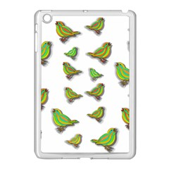 Birds Apple iPad Mini Case (White)