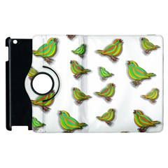 Birds Apple iPad 3/4 Flip 360 Case