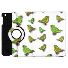 Birds Apple iPad Mini Flip 360 Case