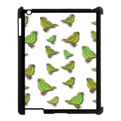 Birds Apple iPad 3/4 Case (Black)